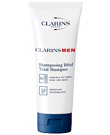 Clarins Men Total Shampoo, 7-oz.
