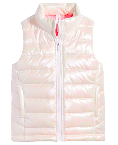 Ideology Quilted Puffer Vest, Big Girls, Created for Macy's