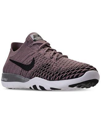 Nike Women's Free TR Flyknit 2 Bionic Training Sneakers from Finish Line