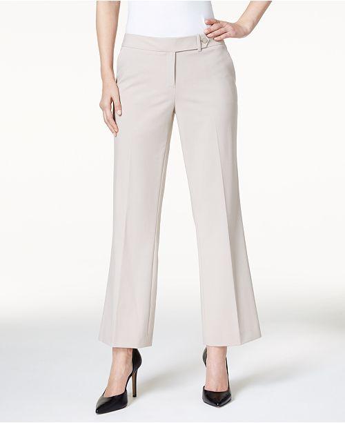 ce66e1465ec ... Calvin Klein Classic-Fit Trousers