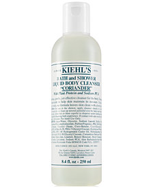 Kiehl's Since 1851 Bath & Shower Liquid Body Cleanser - Coriander, 8.4-oz.