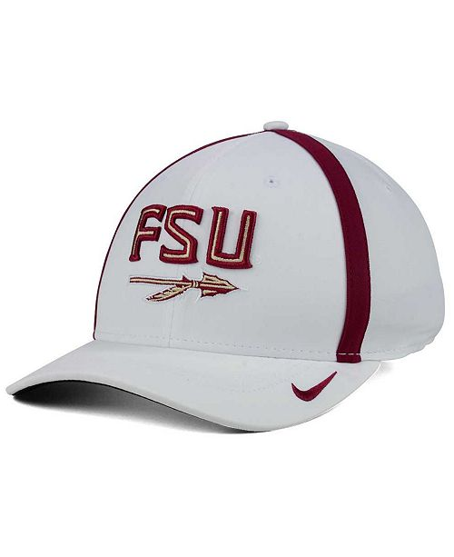wholesale dealer c6008 d2271 Florida State Seminoles Aerobill Classic Sideline Swoosh Flex Cap. Be the  first to Write a Review. main image  main image ...