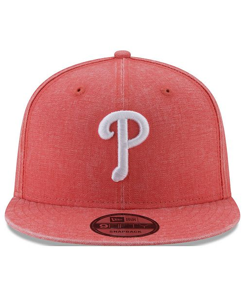 brand new 5fca5 0947a ... New Era Philadelphia Phillies Neon Time 9FIFTY Snapback Cap ...