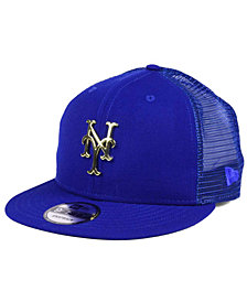 New Era New York Mets Color Metal Mesh Back 9FIFTY Cap