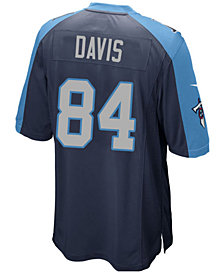 Nike Men's Corey Davis Tennessee Titans Game Jersey