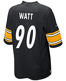 Men's T.J. Watt Pittsburgh Steelers Game Jersey