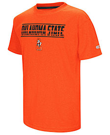 Colosseum Oklahoma State Cowboys Head Start T-Shirt, Big Boys (8-20)