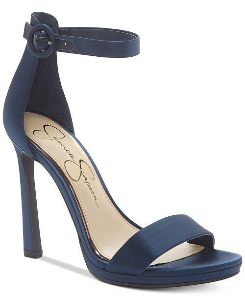 Jessica Simpson Plemy Two-Piece Dress Sandals