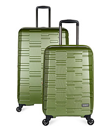 Antler Prism Embossed DLX Hardside Expandable Spinner Luggage Collection