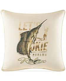 "Nador 20"" Square Decorative Pillow"