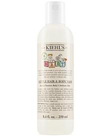 Baby Gentle Hair & Body Wash, 8.4-oz.