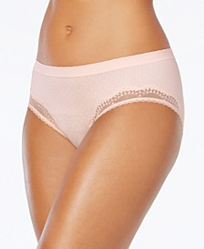Casual Comfort Seamless Hipster Underwear DMCCSH