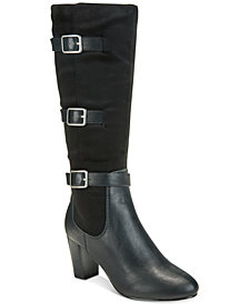 Bella Vita Talina II Wide-Calf Tall Boots