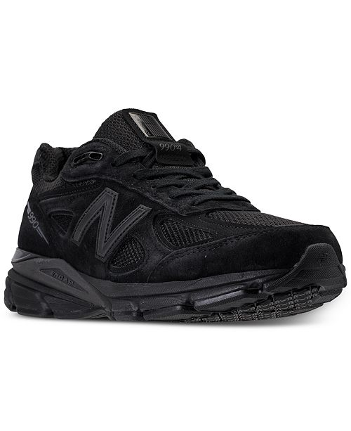 sneakers for cheap f4d63 962ed ... New Balance Men s 990 V4 Running Sneakers from Finish ...