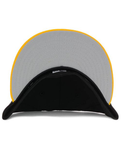 outlet store 865b4 90676 New Era Pittsburgh Penguins Basic 59FIFTY Fitted Cap ...