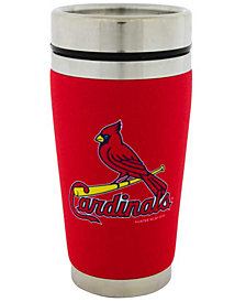 Hunter Manufacturing St. Louis Cardinals 16oz Stainless Steel Travel Tumbler