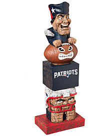 Evergreen Enterprises New England Patriots Tiki Totem
