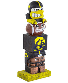 Evergreen Enterprises Iowa Hawkeyes Tiki Totem