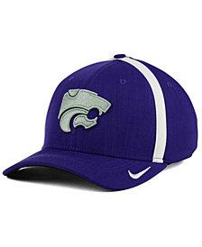 Nike Kansas State Wildcats Aerobill Sideline Coaches Cap