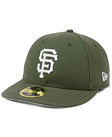 New Era San Francisco Giants Low Profile C-DUB 59FIFTY Fitted Cap