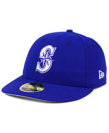 New Era Seattle Mariners Low Profile C-DUB 59FIFTY Fitted Cap