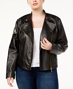 2887bbf32 Women Leather Jackets: Shop Women Leather Jackets - Macy's