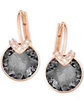 3bf180680 Swarovski Crystal Earrings: Shop Swarovski Crystal Earrings - Macy's