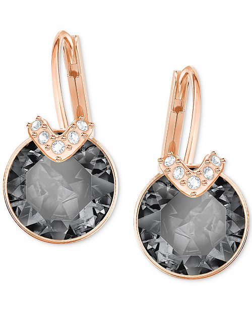 5274944ce2 Swarovski Clear & Colored Crystal Drop Earrings & Reviews - Fashion ...