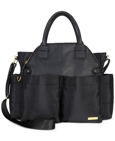 Skip Hop Baby Bag, Chelsea Downtown Chic Diaper Bag