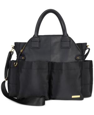 Skip Hop Baby Bag, Chelsea Downtown Chic