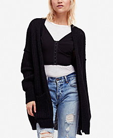 Free People Weekend Getaway Maxi Cardigan