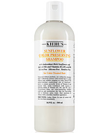 Kiehl's Since 1851 Sunflower Color Preserving Shampoo, 16.9-oz.