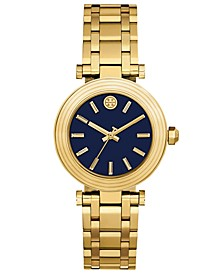 Women's Classic T Gold-Tone Stainless Steel Bracelet Watch 36mm