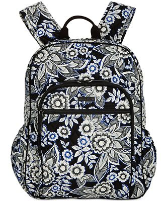 Vera Bradley Campus Tech Backpack Handbags Amp Accessories Macy S