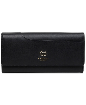 Image of Radley London Large Flapover Leather Wallet