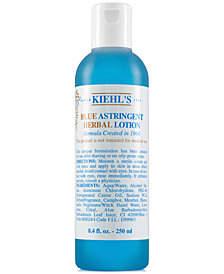 Kiehl's Since 1851 Blue Astringent Herbal Lotion, 8.4-oz.