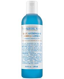 Kiehl's Since 1851 Blue Astringent Herbal Lotion, 8.4-oz.