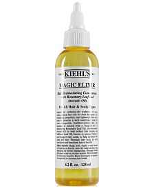 Kiehl's Since 1851 Magic Elixir Hair Restructuring Concentrate, 4.2-oz.