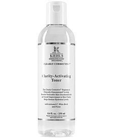 Kiehl's Since 1851 Dermatologist Solutions Clearly Corrective Clarity-Activating Toner, 8.4-oz.