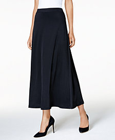 Kasper Pull-On Maxi Skirt