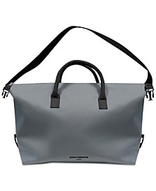 Receive a Complimentary Weekender Bag with any large spray purchase from the Invictus fragrance collection