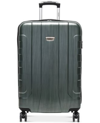 """Pacifica 25"""" Hardside Spinner Suitcase, Created for Macy's"""