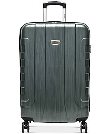 "CLOSEOUT! Pacifica 25"" Hardside Spinner Suitcase, Created for Macy's"