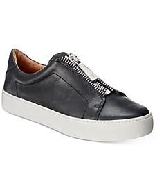 Women's Lena Zipper Sneakers