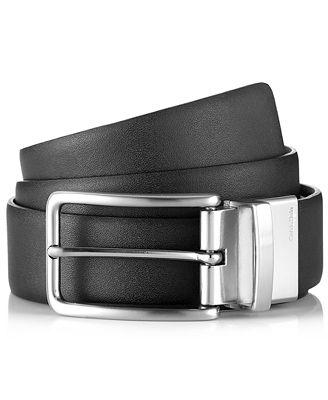 calvin klein reversible dress belt accessories wallets