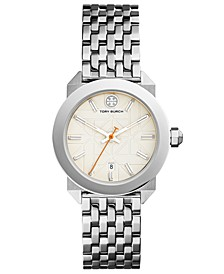 Women's Whitney Stainless Steel Bracelet Watch 35mm