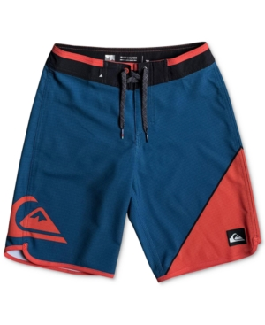 Quiksilver New Wave Everyday Swim Trunks Big Boys (820)