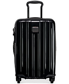 "Tumi V3 22"" International Carry-On Expandable Hardside Spinner Suitcase"