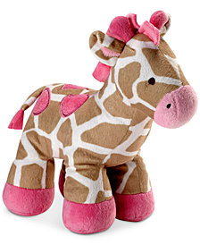 Carter's Jungle Giraffe Plush Decorative Pillow