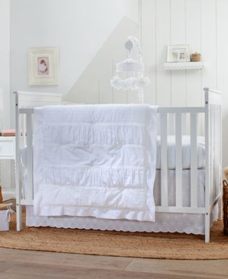 Lily 3-Pc. Crib Bedding Set